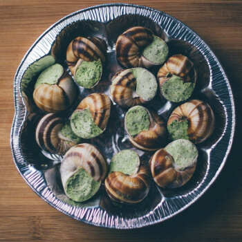 escargot dish