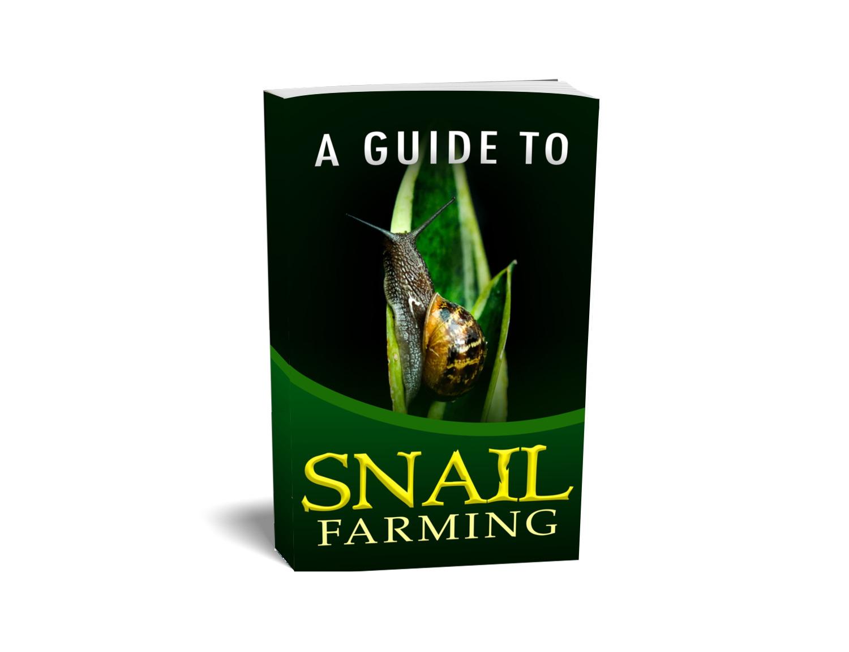 Snail Farming Guide ebook 3D
